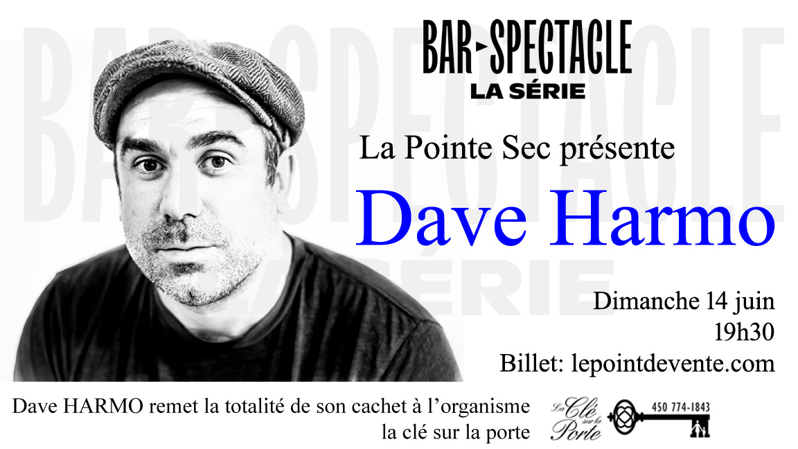 Dave Harmo | La série virtuelle