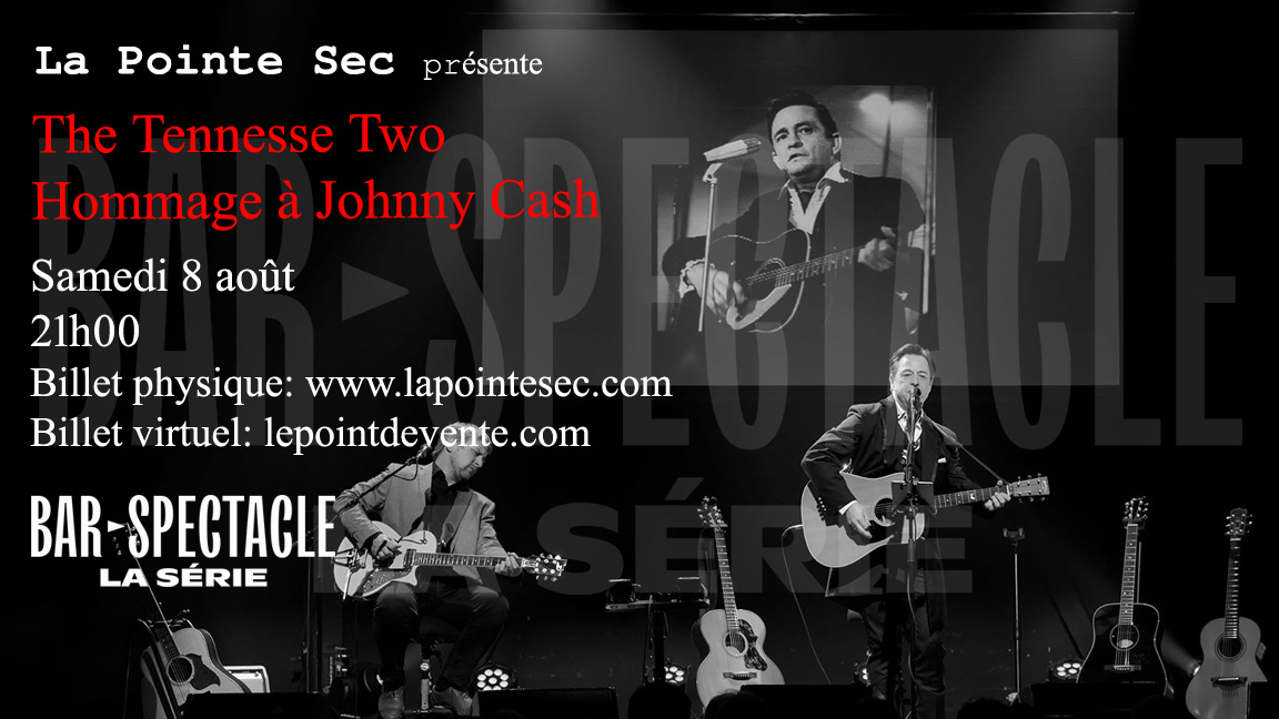The Tennesse Two - Hommage à Johnny Cash