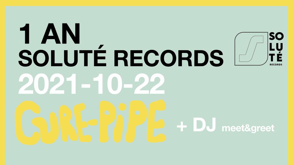1 AN SOLUTÉ RECORDS