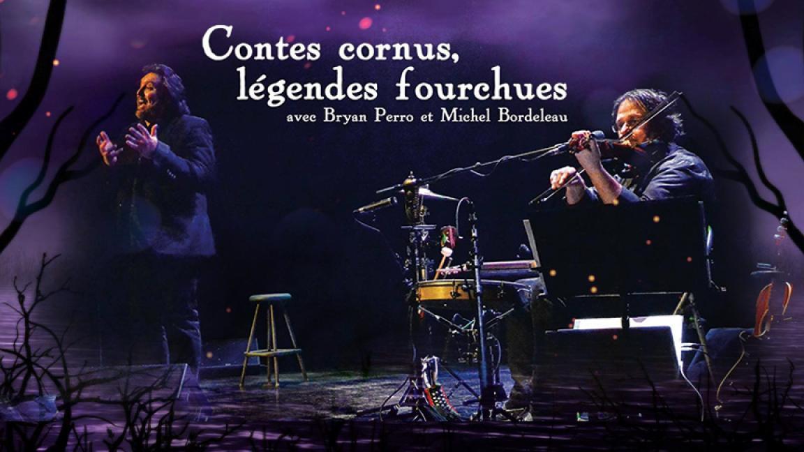 contes cornus,légendes fourchues