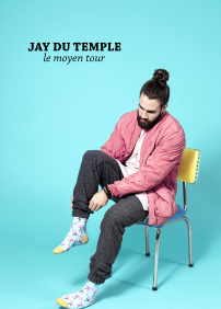 Jay Du Temple – December 7th 2017 – Vieux Bureau de Poste, Lévis, QC