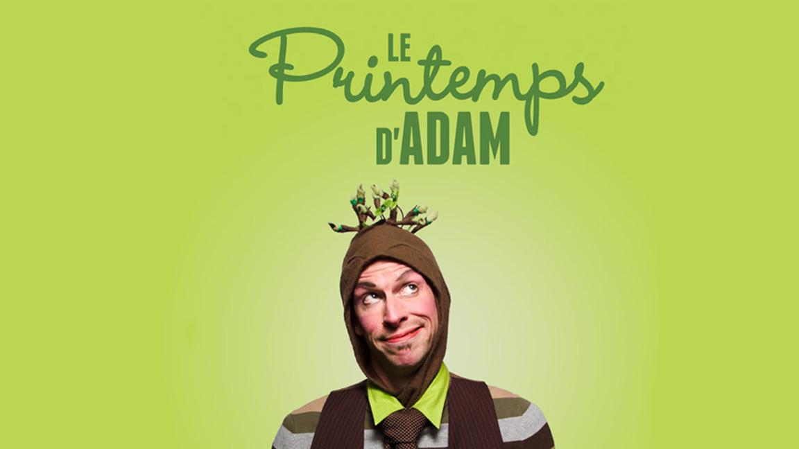 Théâtre ambulant - Le printemps d'Adam par Théâtre Biscornu