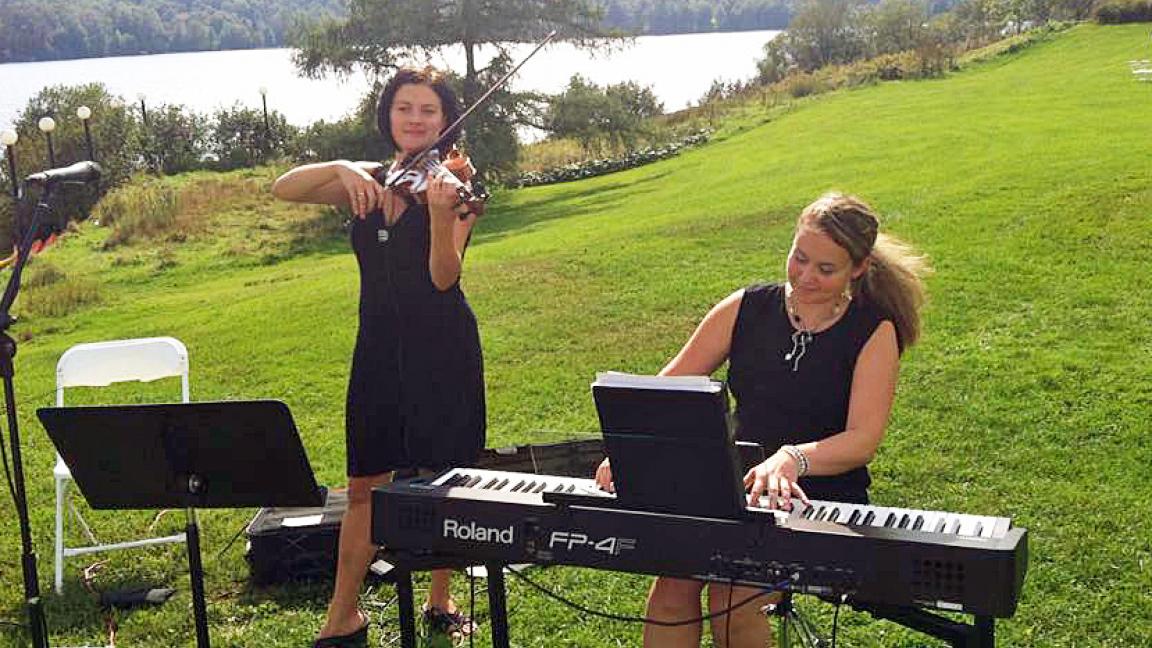 Mercredis Courant d'Airs - Soirée Mélodies de mariage avec animatin piano-violon