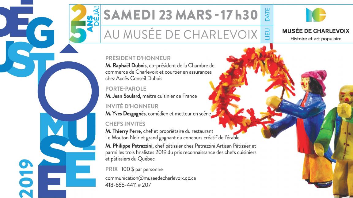 Dégust-ô-Musée 2019