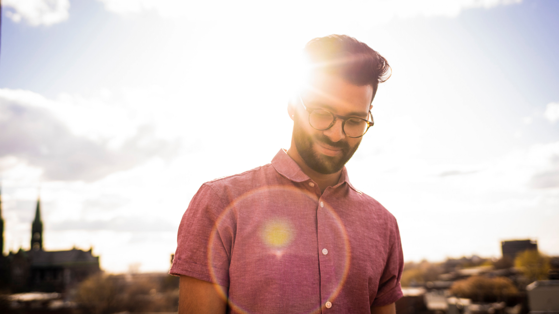 Vidjay Rangaya - Lancement Le temps des perdus