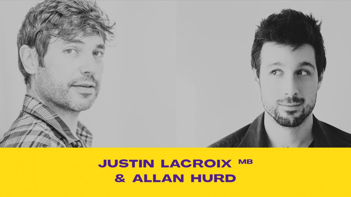 CCF//JUSTIN LACROIX (MB) + ALLAN HURD