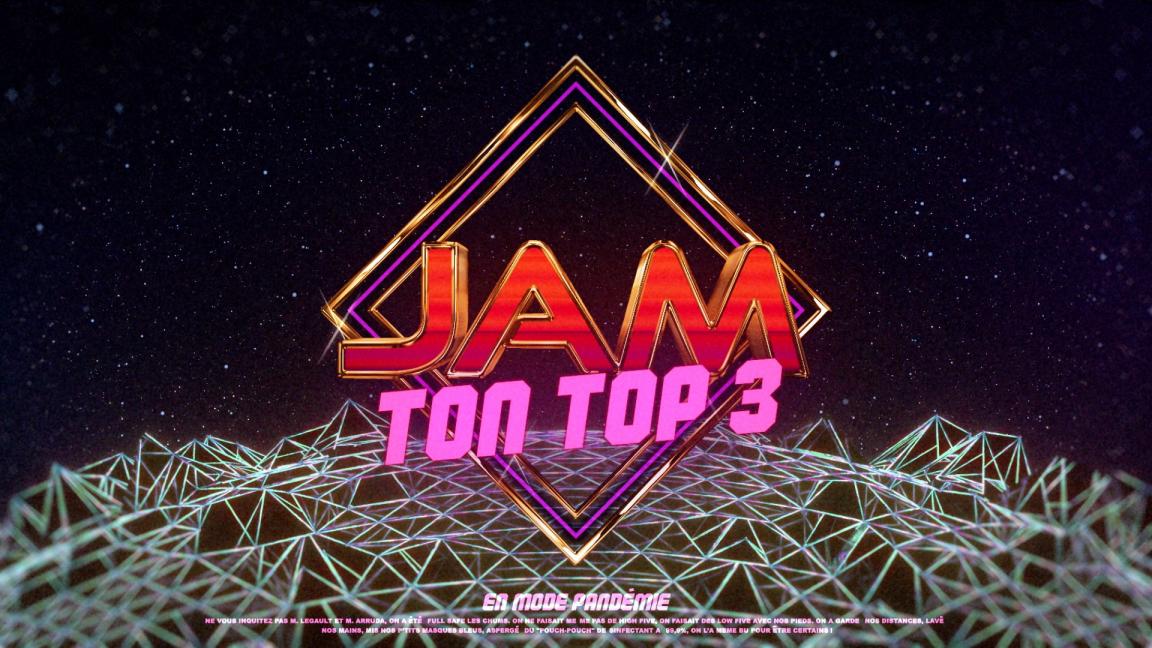 JAM TON TOP 3 - Captation - Eléonore Lagacé & Élyann Quessy et PLUSIEURS autres invités