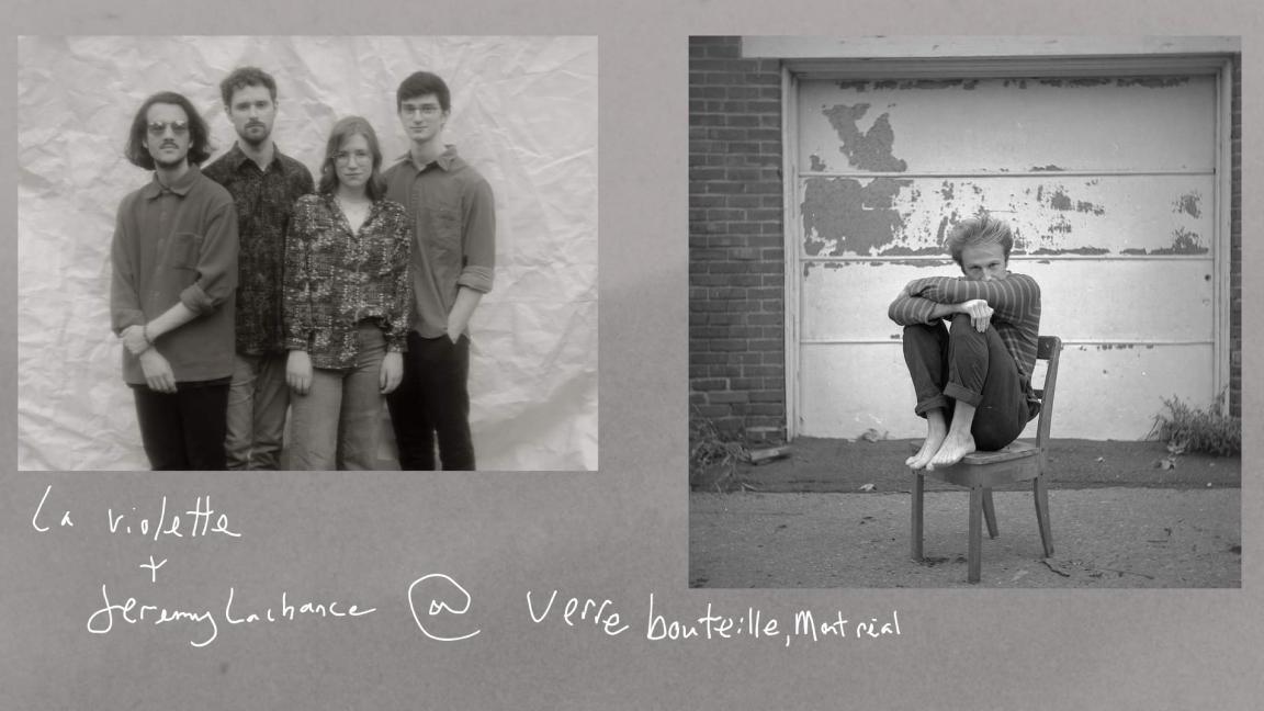 Jeremy Lachance + LaViolette