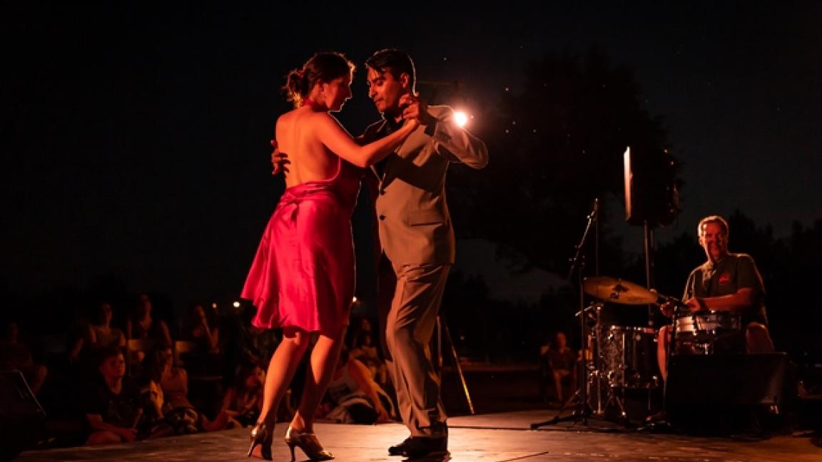 Soirée de danse latine