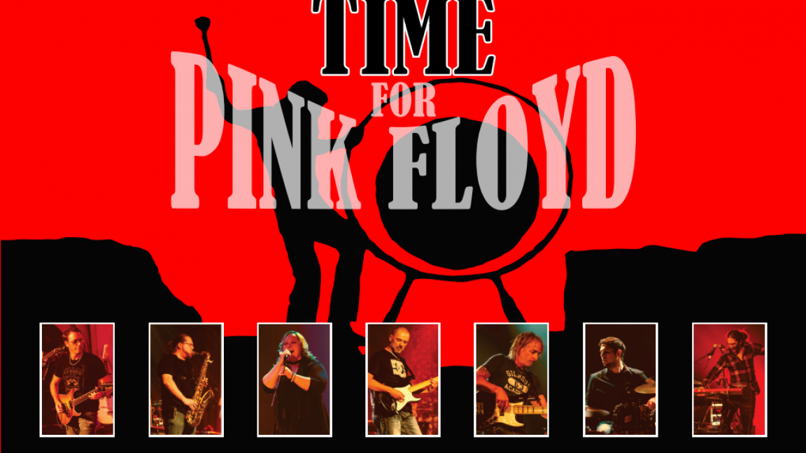 Time For Pink Floyd - Les Sessions Live SPV
