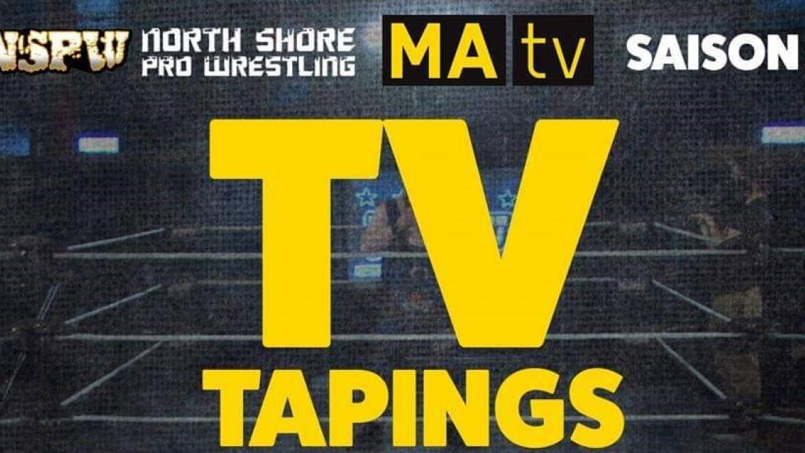 NSPW TV Taping Season 5 EP: 9-10-11-12