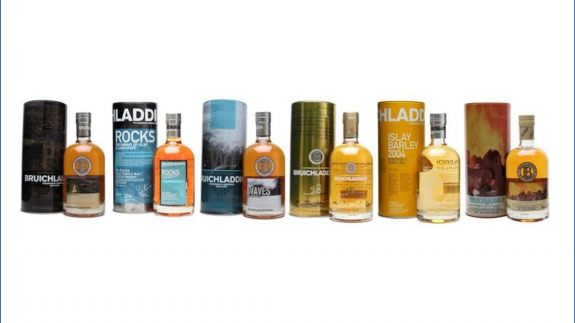 BRUICHLADDICH: Collection privée