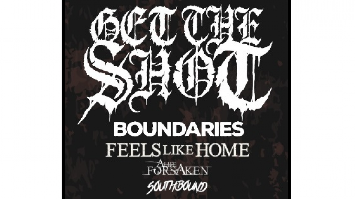 Get The Shot, Boundaries et Feels Like Home à Granby