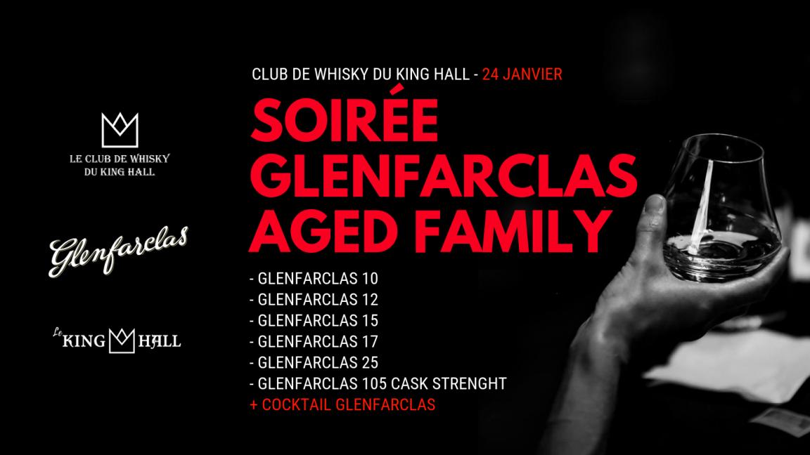 Glenfarclas Aged Family