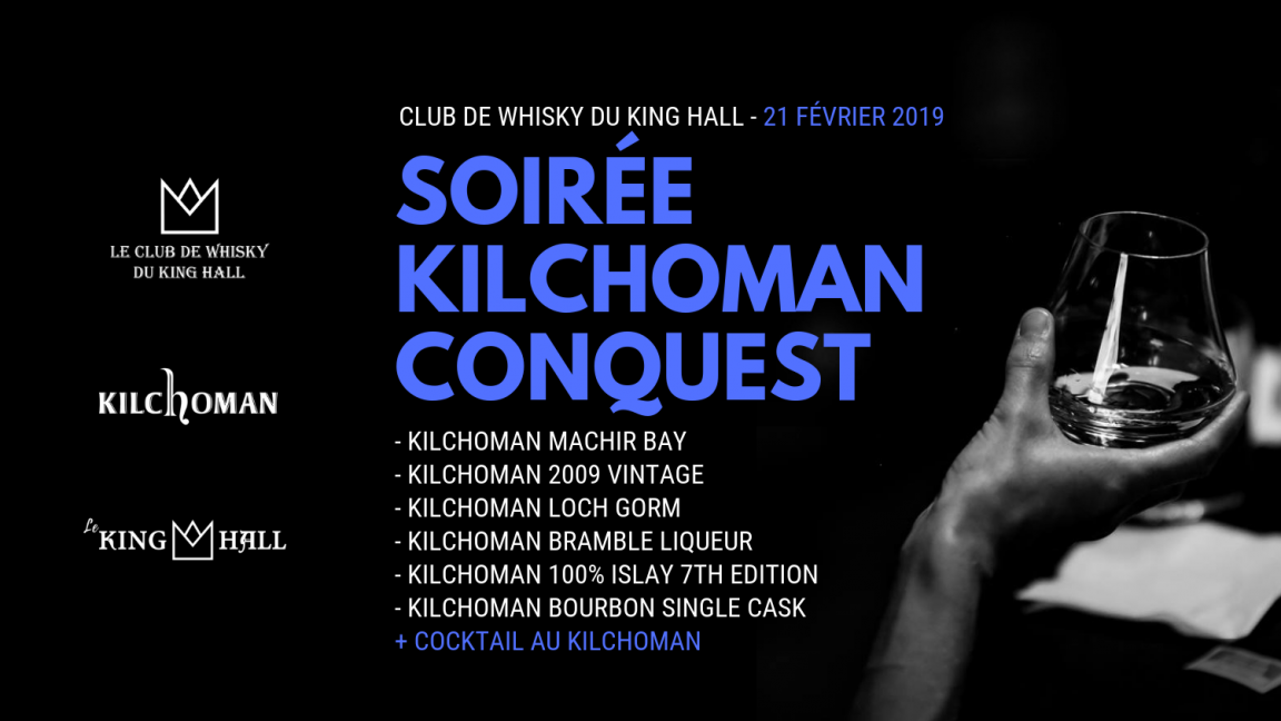 Kilchoman Conquest