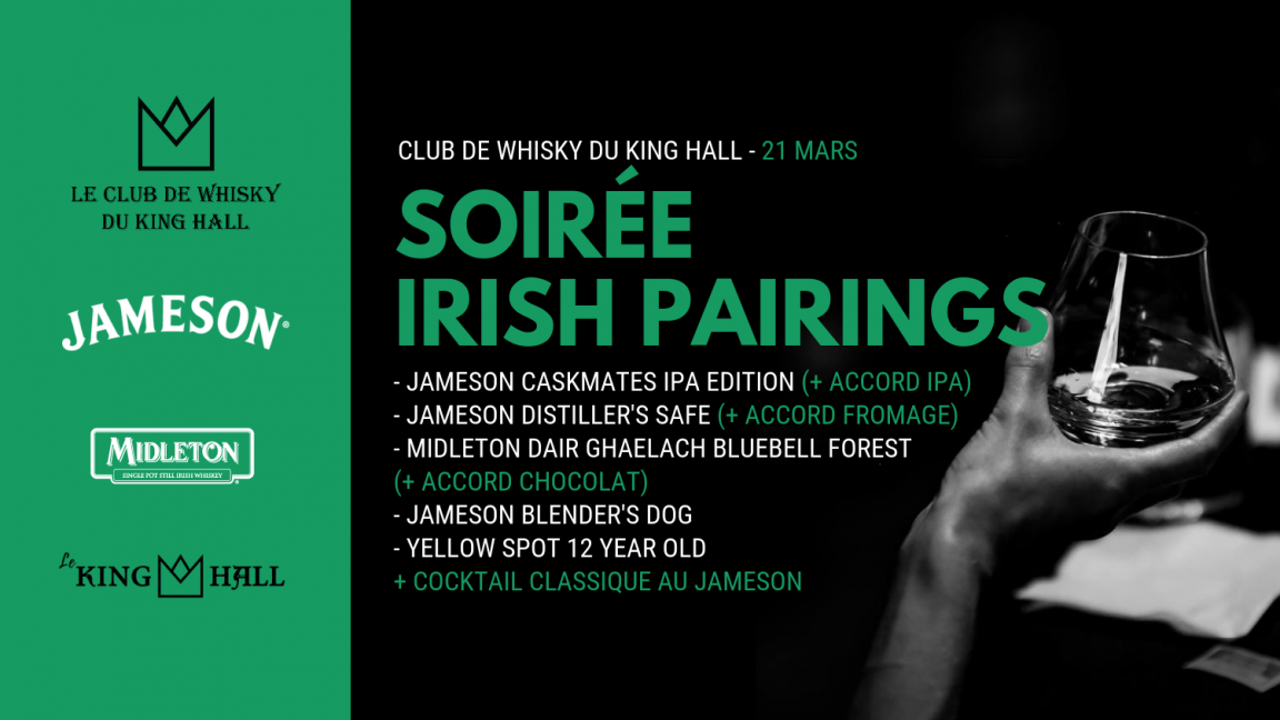 Soirée Irish Whiskey