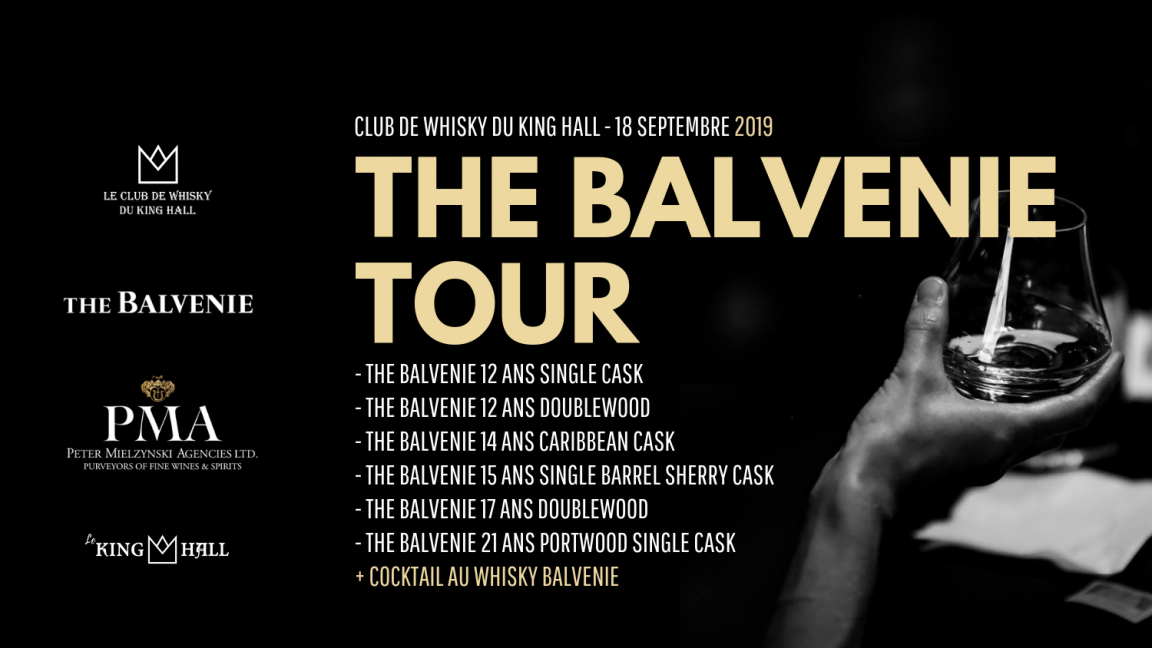The Balvenie Tour