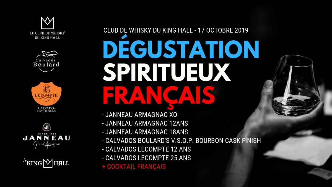 Soirée Spirit France