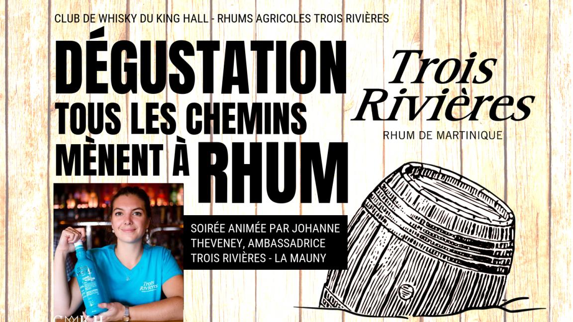 Rhum Trois Rivière