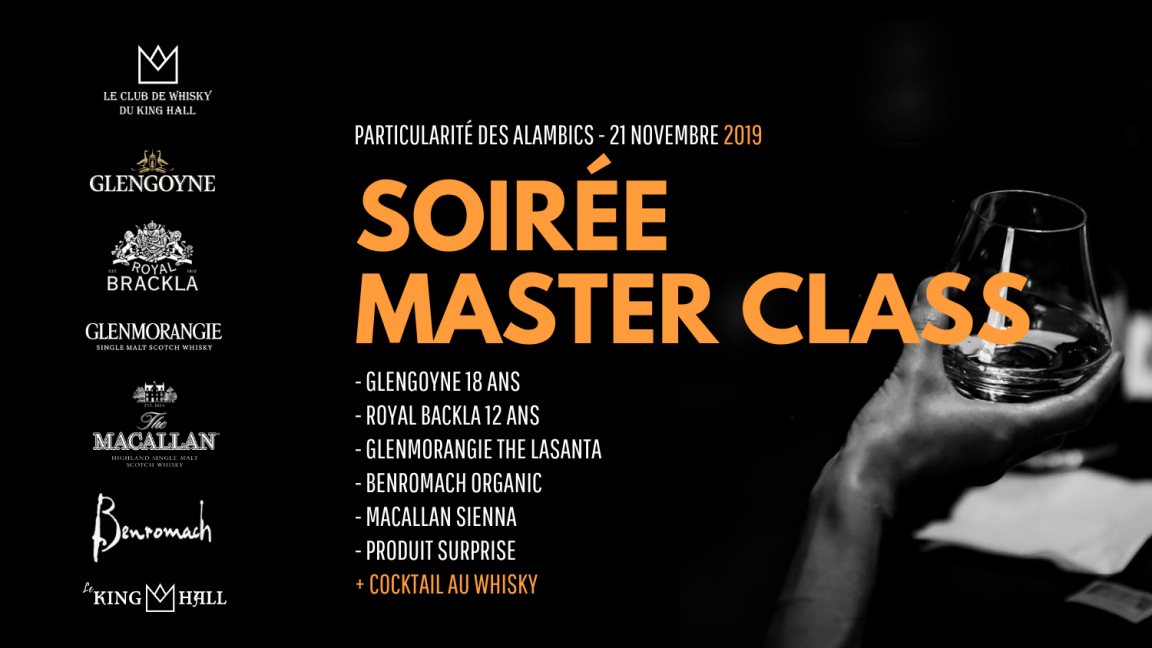 Master Class avec JF Pilon