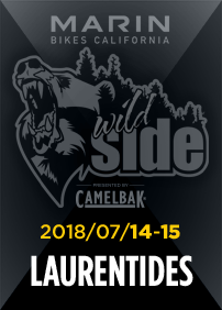 Marin Wildside Enduro Laurentides 2018