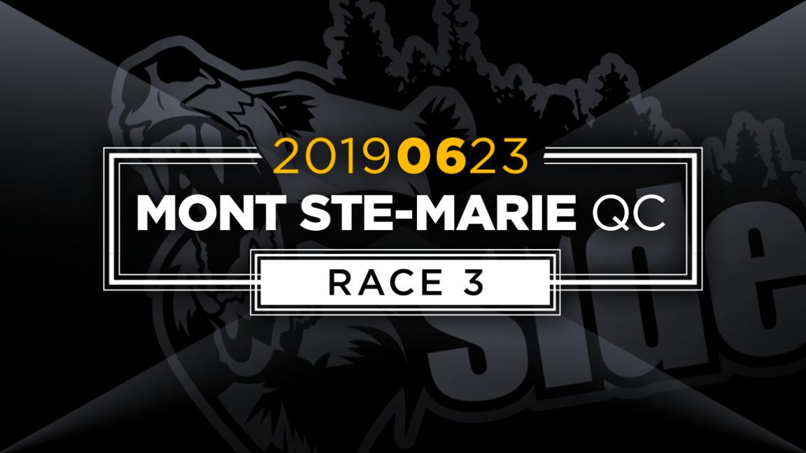Marin Wildside Enduro Mont Ste-Marie 2019
