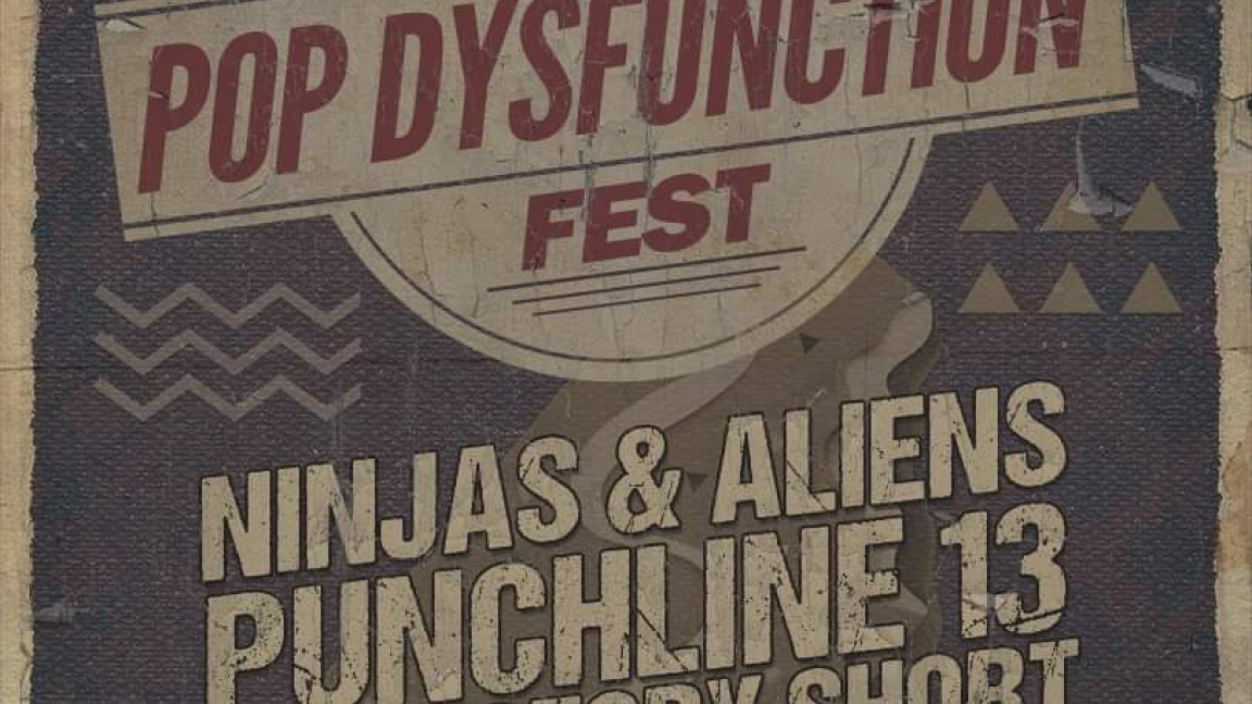 POP DYSFUNCTION FEST