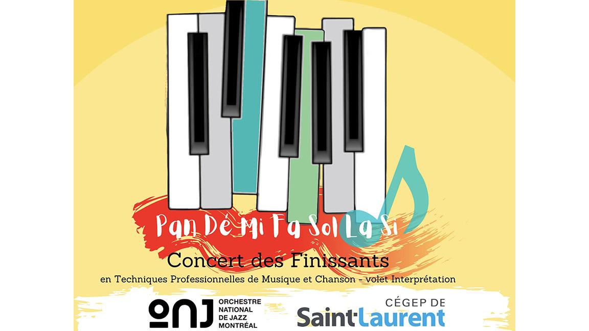 Cégep Saint-Laurent: Pan Dé Mi Fa Sol La Si - Deuxième partie, 19 mai