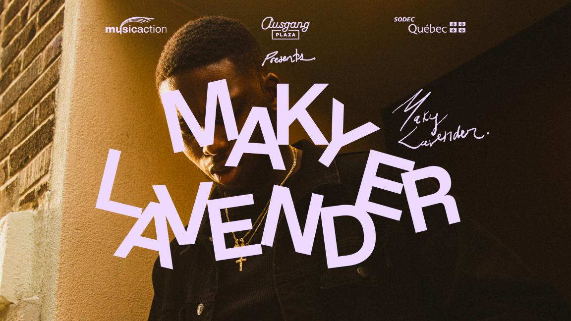 Fréquences Locales / Maky Lavender / Concert virtuel