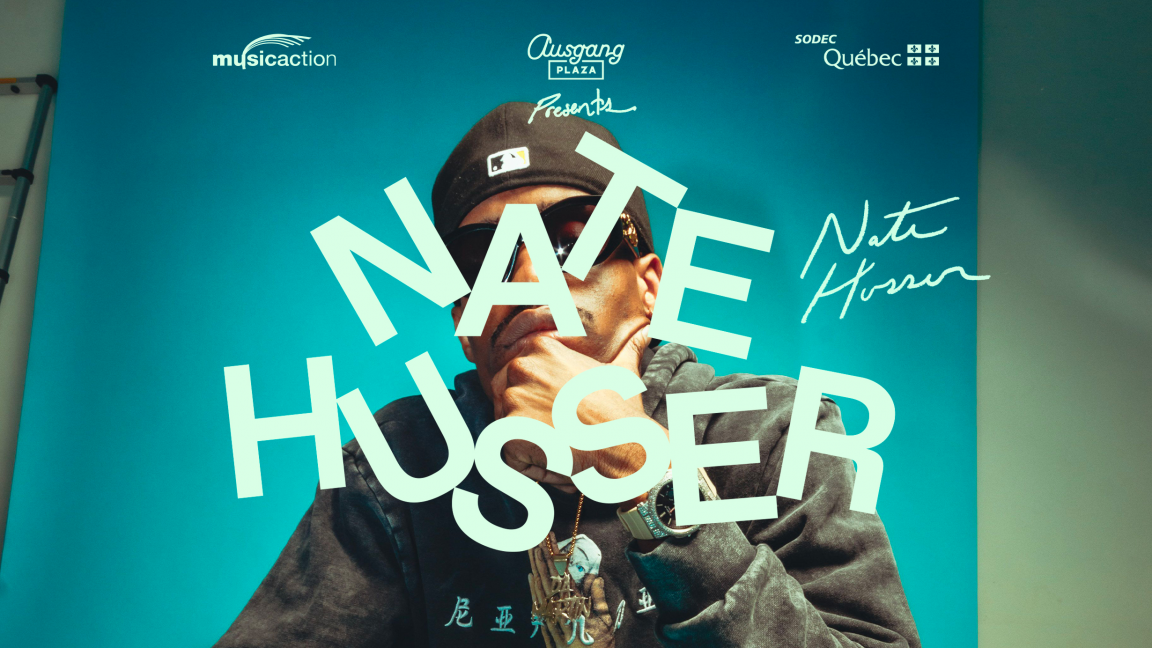 Fréquences Locales / NATE HUSSER  / Concert virtuel