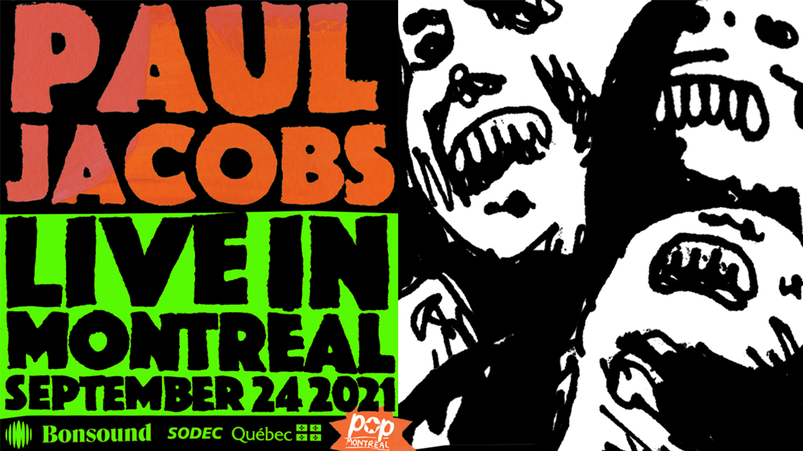 Paul Jacobs Live in Montreal