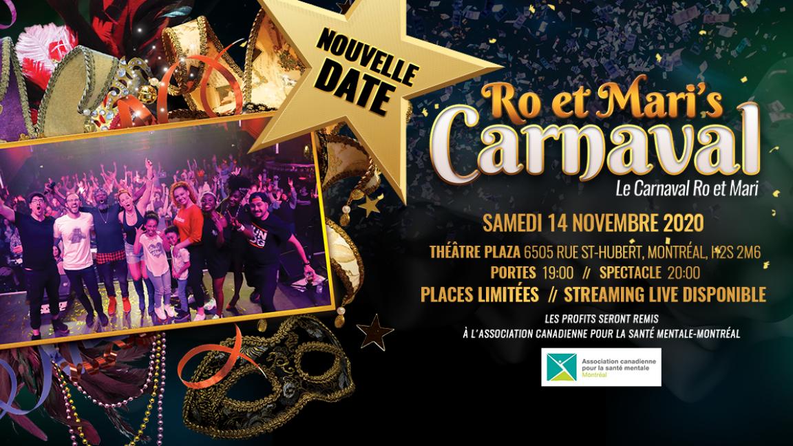Ro et Mari's Carnaval (EN SALLE)