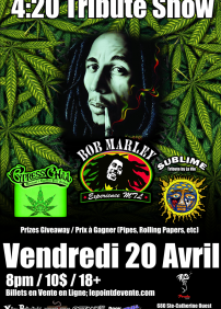4:20 Tribute Show