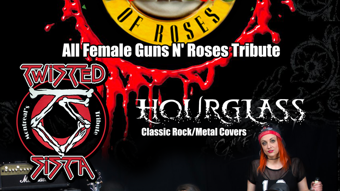 All Girls Guns N' Roses Tribute