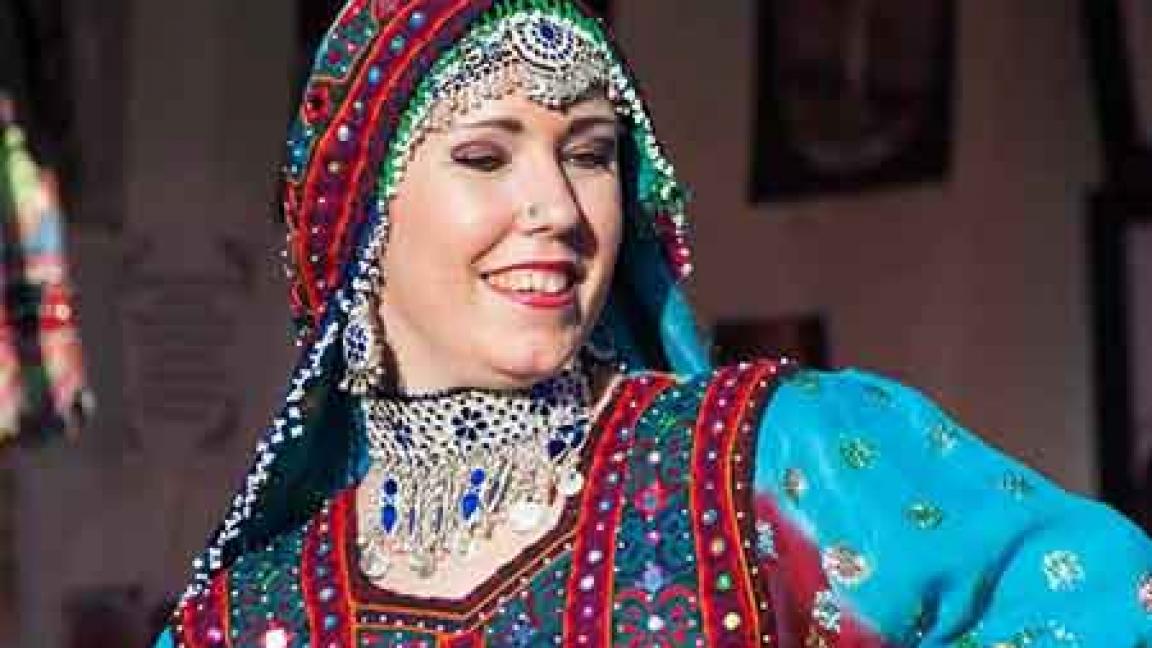 Persian Dance with Valeska