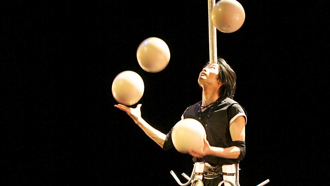 Ryunosuke Stroll - Circus