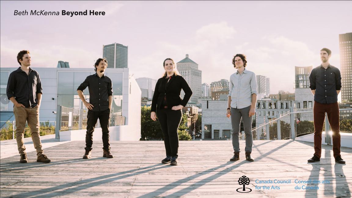 """Lancement - Beth McKenna - """"Beyond Here"""" Album Launch"""