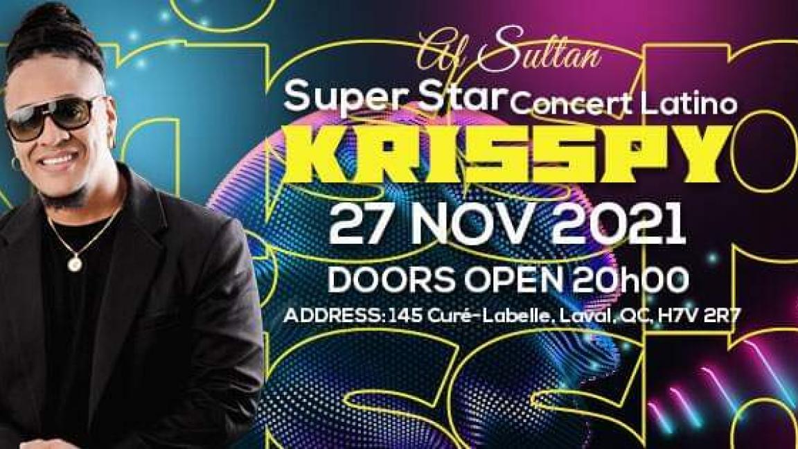 El krisspy concert