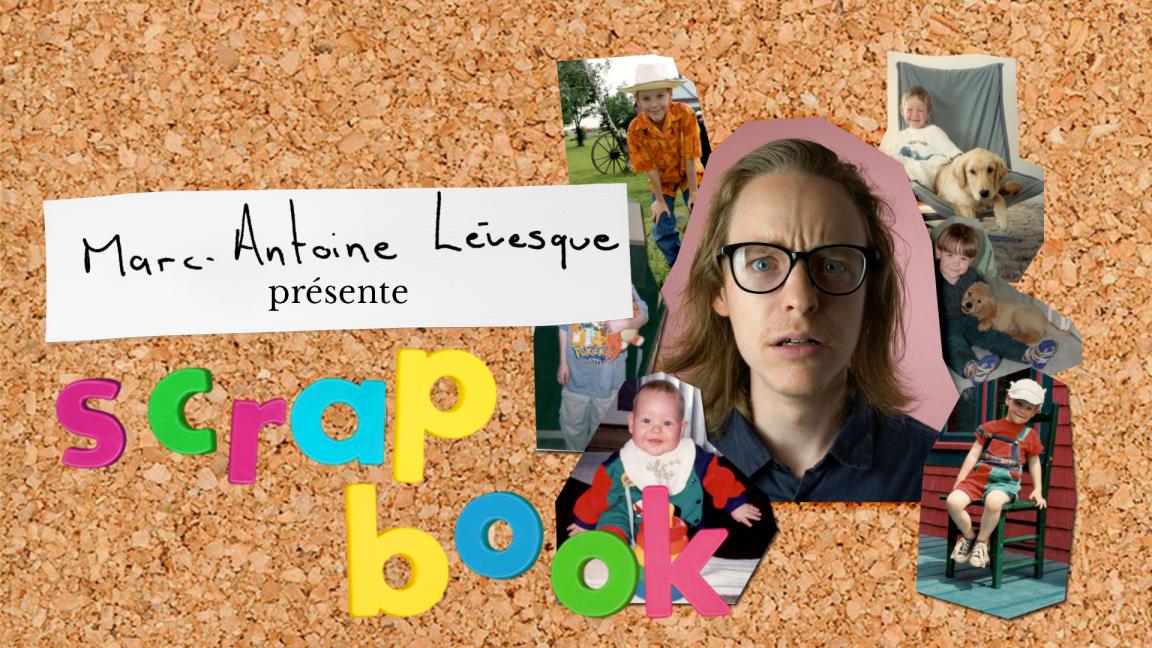 Mercredi de l'humour: Marc-Antoine Levesque