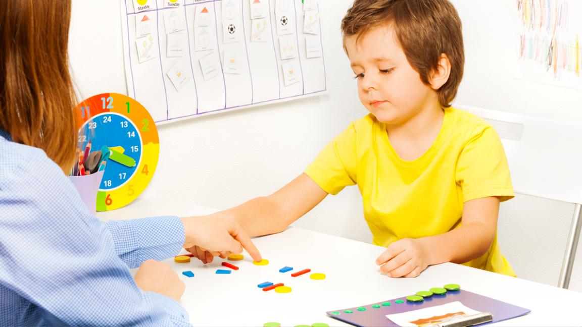 Séance d'information - Trouble du spectre de l'autisme