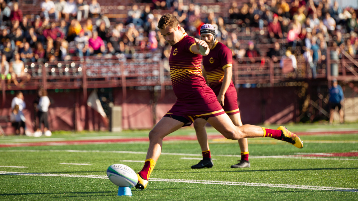 Concordia Stingers Men's Rugby vs. Ottawa Gee-Gees