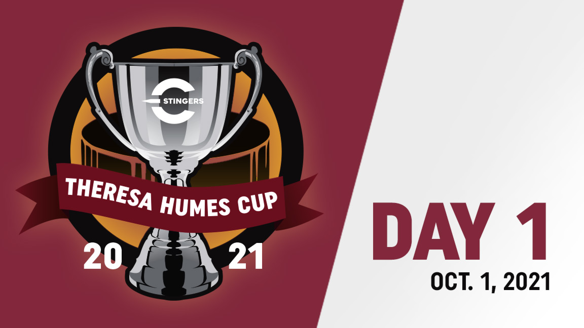 Day 1 - Theresa Humes Cup