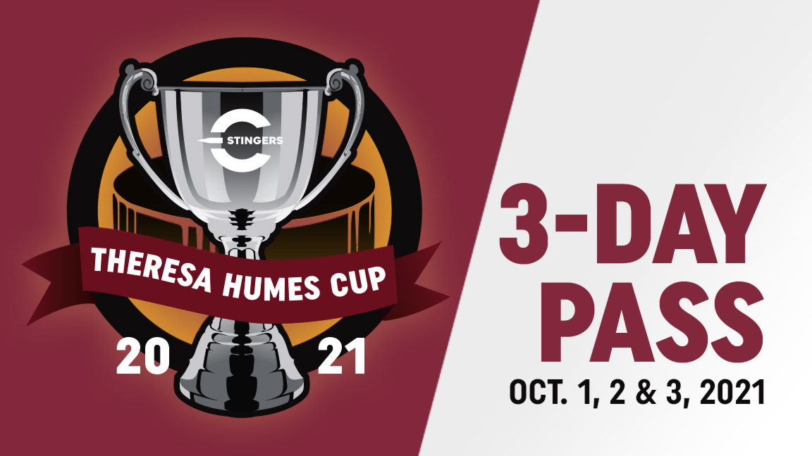 3 Day Pass (Days 1,2 & 3) - Theresa Humes Cup