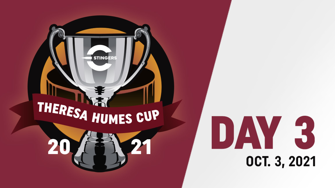 Day 3 - Theresa Humes Cup