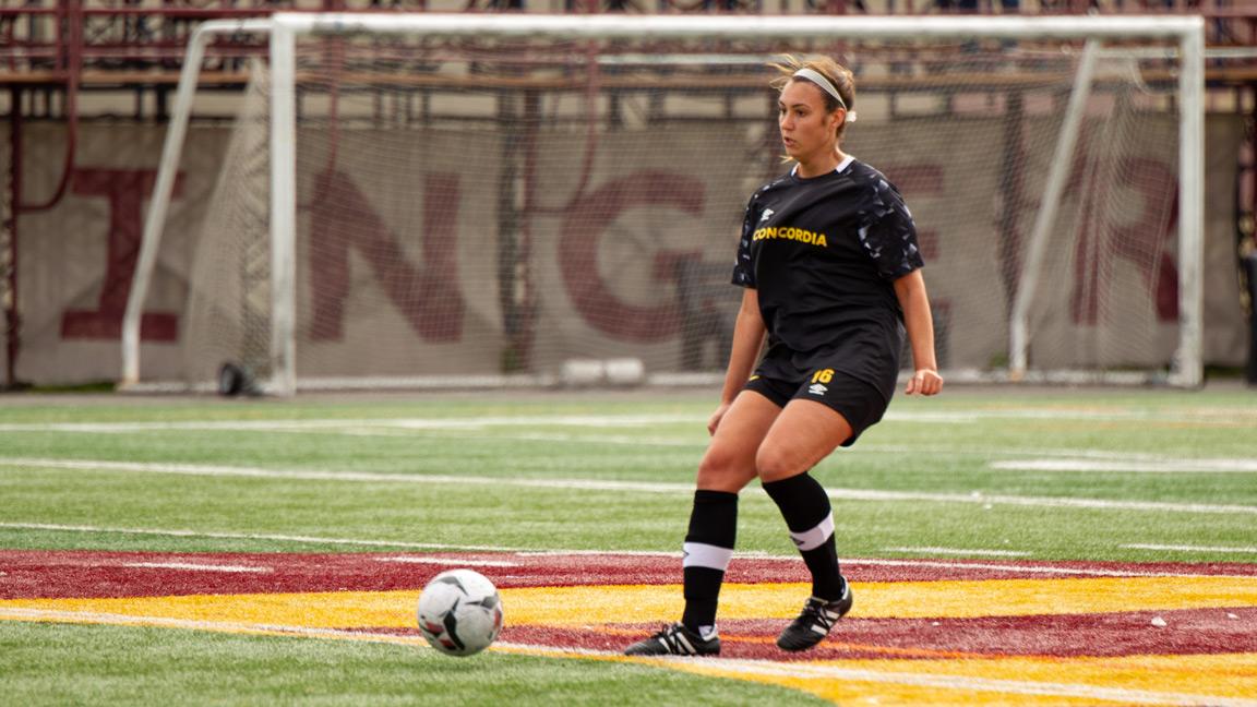 Concordia Stingers Women's Soccer vs. Bishop's