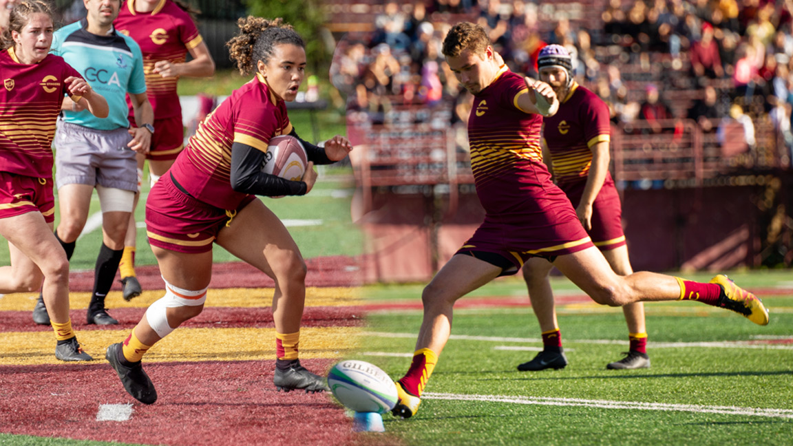 Concordia Stingers Rugby Doubleheader
