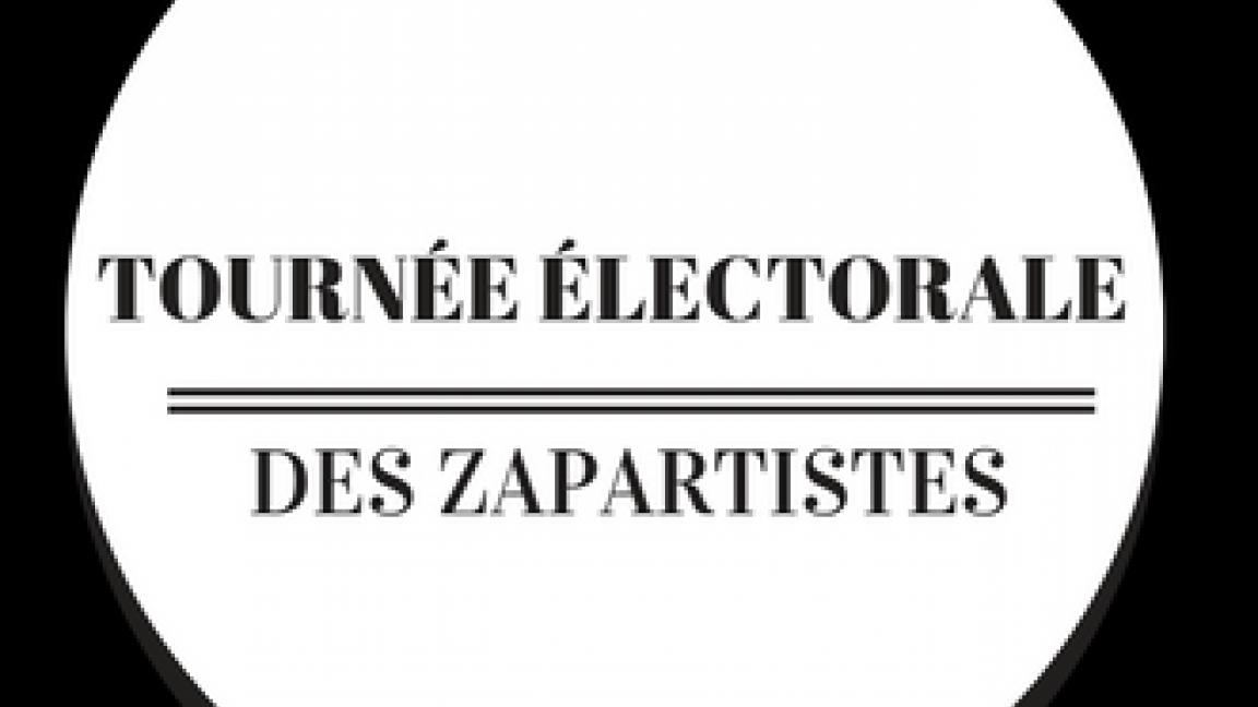 La tournée électorale des ZAPARTISTES