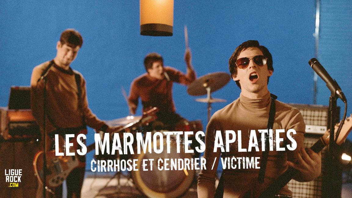 Les Marmottes Aplaties + Cirrhose et cendrier + Victime