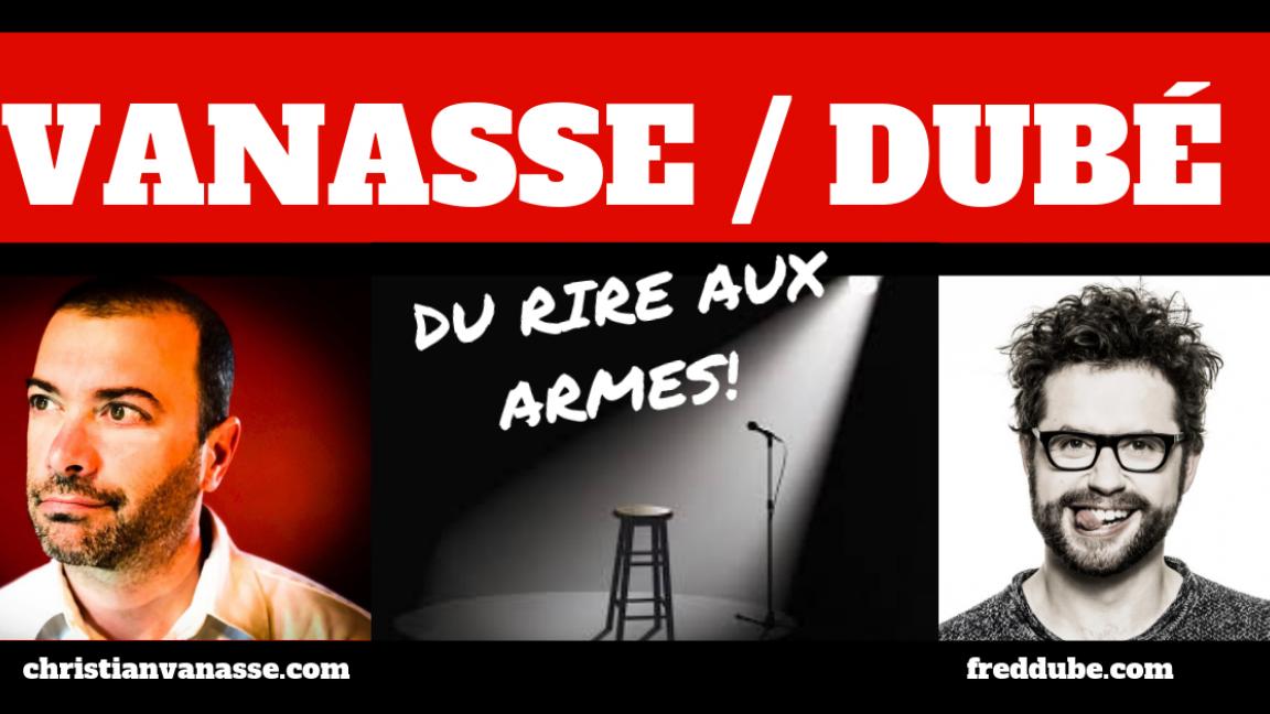 Du rire aux armes / Vanasse-Dubé