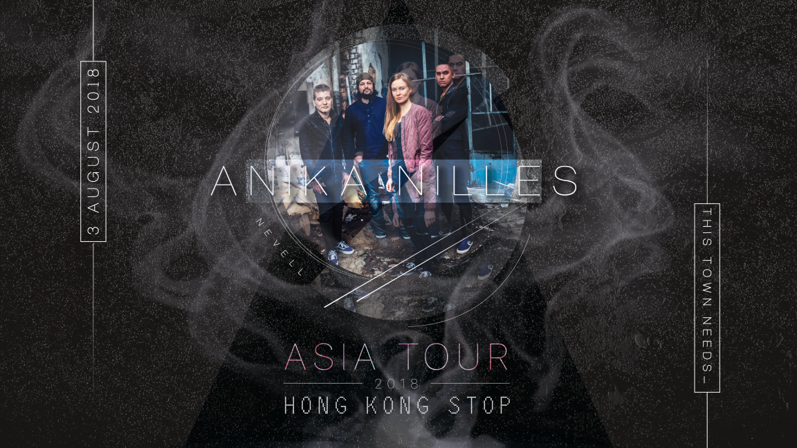 ANIKA NILLES - NEVELL ASIA TOUR 2018 HONG KONG